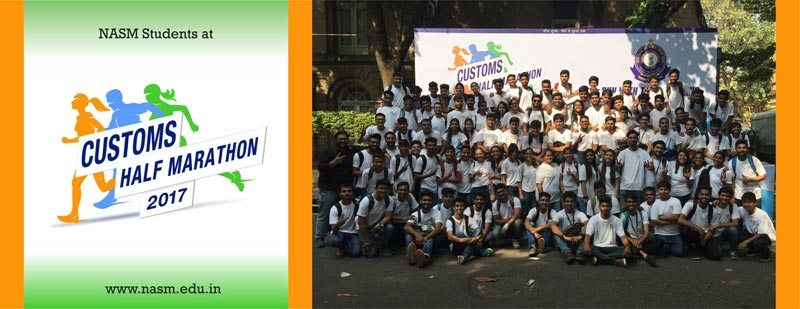mumbai-customs-half-marathon sports management program