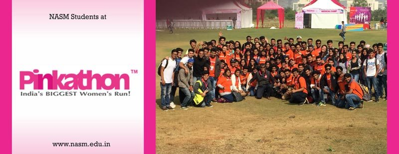 pinkathon pune sports management program